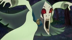 Llorona scream