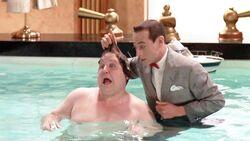 Pee-wee Herman vs. Francis Buxton