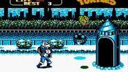 Teenage Mutant Ninja Turtles 2 - Boss 4 Tora-0