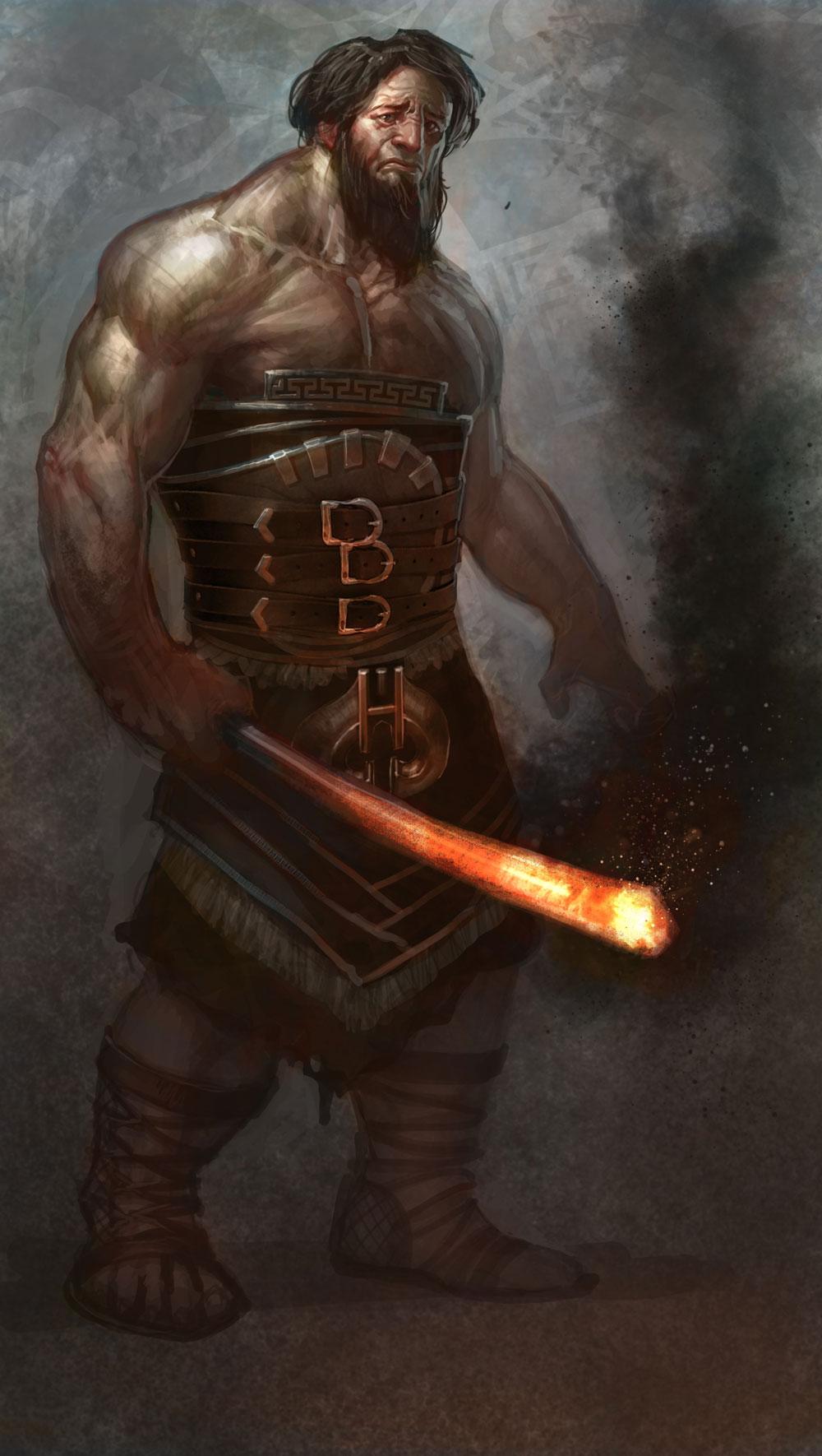 Hephaestus | Villains Wiki | FANDOM powered by Wikia