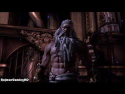 Zeus (Gow3 1st Boss)