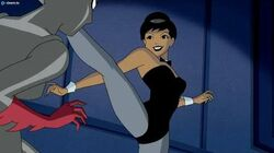 Batman and Batwoman vs Penguin and his henchmen
