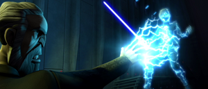 Count Dooku shocking