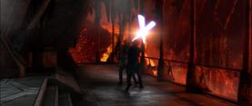 Darth Vader blitz