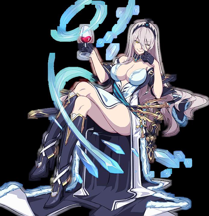Catherine the Great (Honkai Impact 3) | Villains Wiki | FANDOM