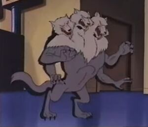 MacDougal werewolf