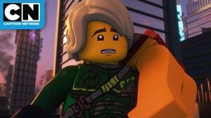 NinjaGo Masters of Spinjitzu The Wrath of Garmadon Cartoon Network