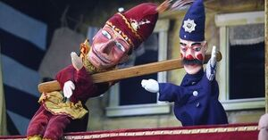 Punch-vs-police