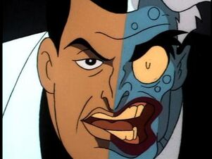 Two-Face (DC Animated Universe) 02