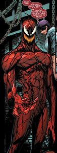 Andrea Benton (Earth-616 and Cletus Kasady (Earth-616) from Absolute Carnage Scream Vol 1 3 0003