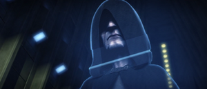 Darth Sidious pleased