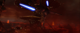 Darth Vader sway