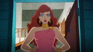 Doris Zuel Harley Quinn TV Series 0002