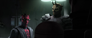 Maul Opress introductions