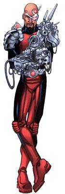 Paul Norbert Ebersol (Earth-616)