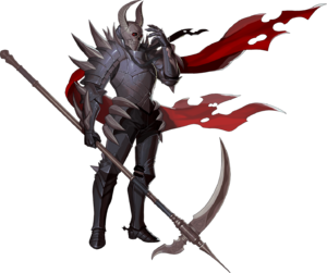 Reaper Knight Artwork