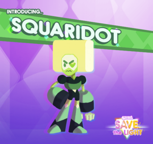 Save The Light Squaridot Preview