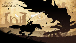 Shadow of the colossus phalanx by ultrama6net1cart-d7r58t7