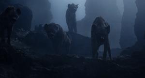 Shenzi, Kamari and Azizi The Lion King (2019 film) 02