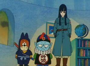 The Pilaf Gang
