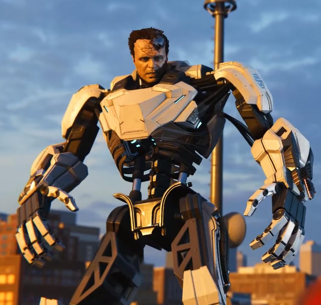 Hammerhead (Marvel's Spider-Man) | Villains Wiki | FANDOM
