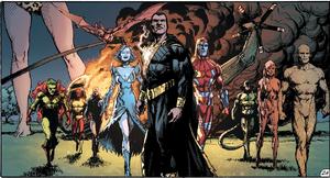 Doomsday Clock Vol 1 11 villains