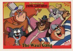 Evil Gangs - Cactus Cat Gang