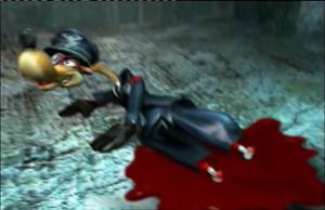 Kriplespac Lost His Legs
