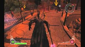 Lord of the Rings Conquest - Sauron