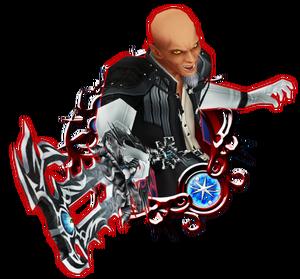 Master Xehanort 6★ KHUX