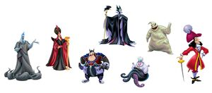 The Villains Council