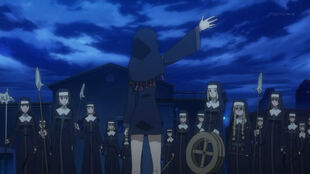 Warrior Nuns