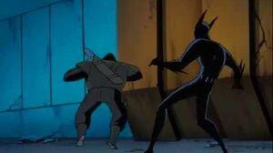 Batman Beyond Armory escapes