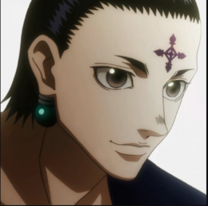 Chrollo Lucilfer GI Portrait