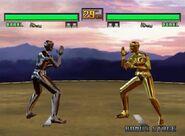 Dural in Virtua Fighter 3