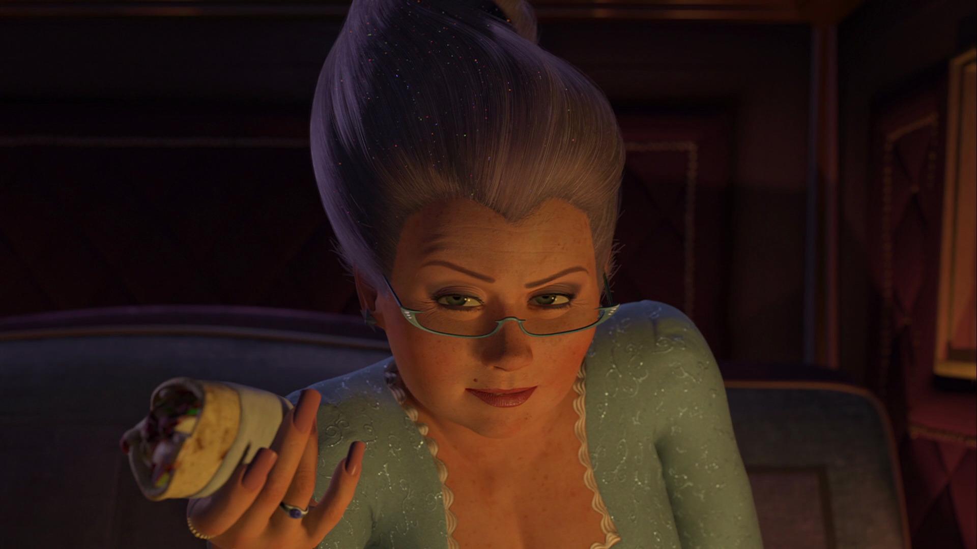 Image result for Fairy Godmother (Shrek 2)