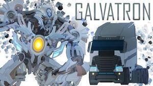 GALVATRON(Transformium Edition) - Short Flash Transformers Series