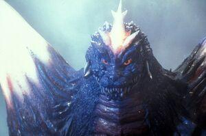 Godzilla vs spacegodzilla bild 1