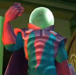 Mysterio (Friend or Foe)