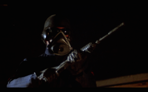 Prison Guard (Running Man, movie)