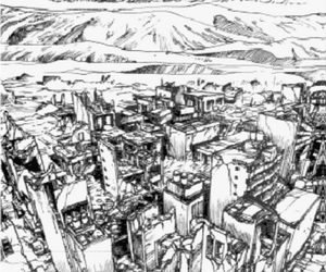Ruined City (Appleseed)