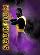 Scorpi poster