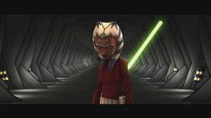 Star Wars The Clone Wars - Ahsoka Tano & Anakin Skywalker vs