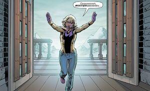 Tara Markov Dark Multiverse Teen Titans The Judas Contract 003
