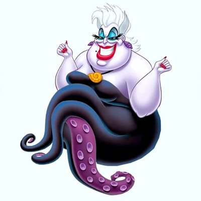 Ursula the Sea Witch