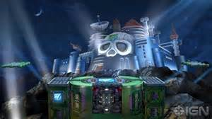 Wily Castle