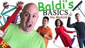 BALDI'S BASICS- THE MUSICAL -by Random Encounters-