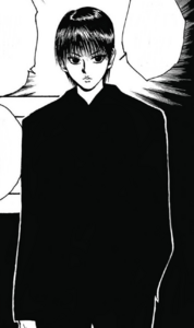 Chap 114 - Young Chrollo