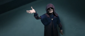 Darth Sidious esoteric