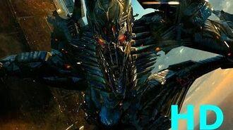 Decepticons Assault Earth - Transformers Revenge Of The Fallen-(2009) Movie Clip Blu-ray HD